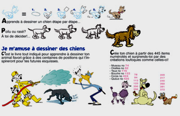 Exemples de chiens